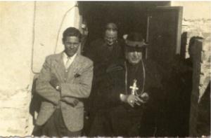 Visita del Cardinale Micara